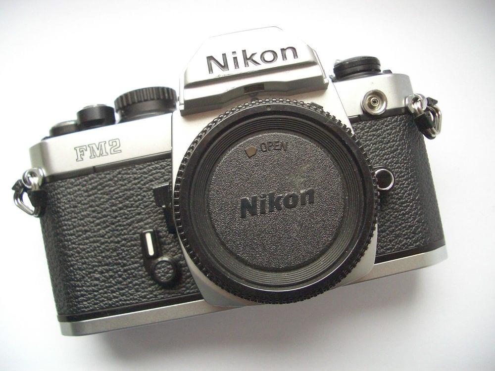 nikon fm2 best 35mm camera
