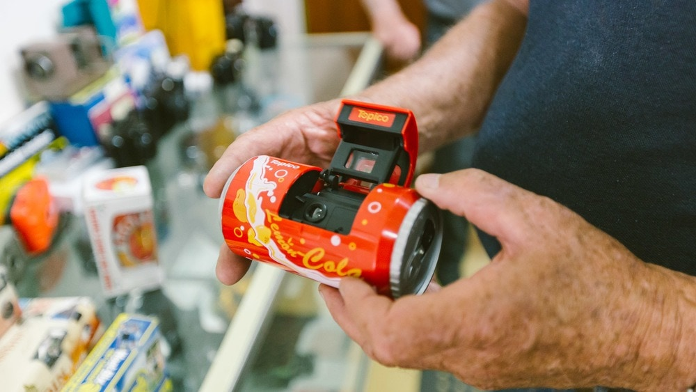 original can camera. it was a mirrorless camera too