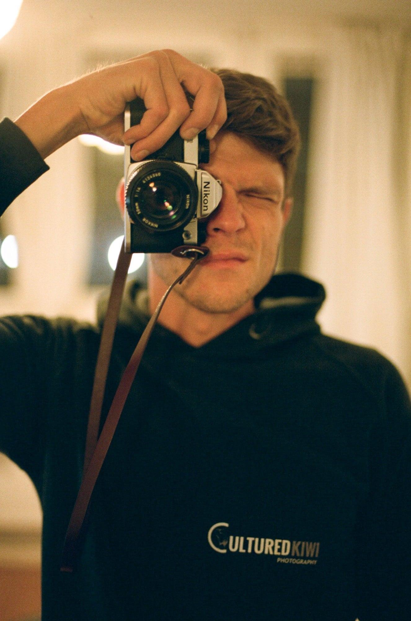 ben kepka Nikon FM2 low light