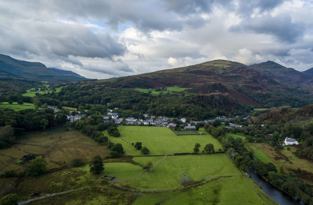 where to stay snowdonia