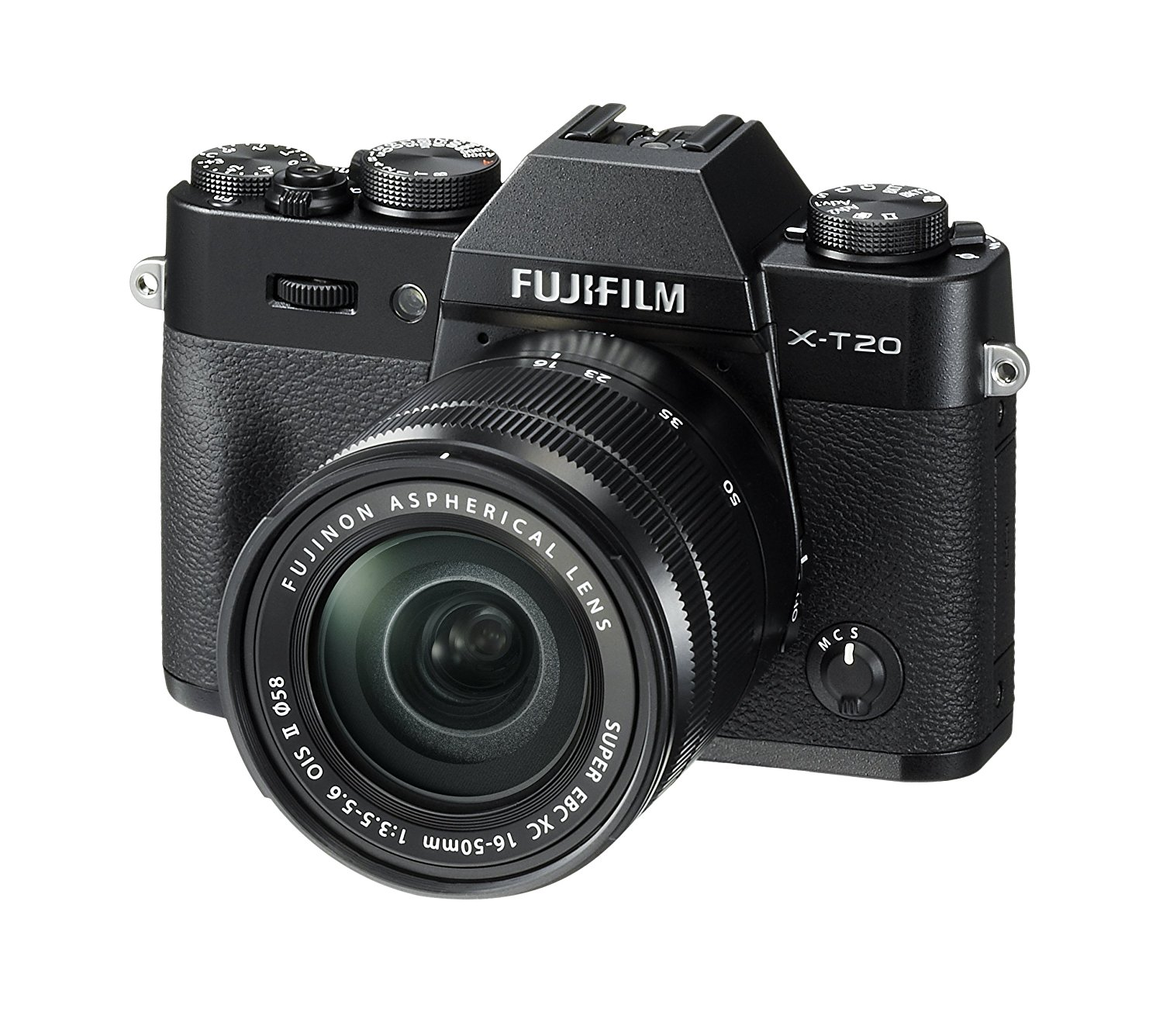 Fuji X-T20 best mirrorless camera for street photography