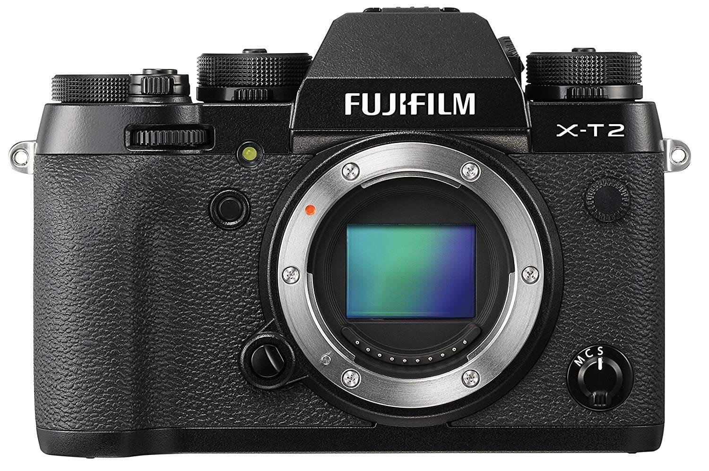 Fuji X-T2 Best Rugged Mirrorless Camera