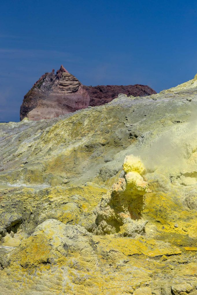 sulphur chimney