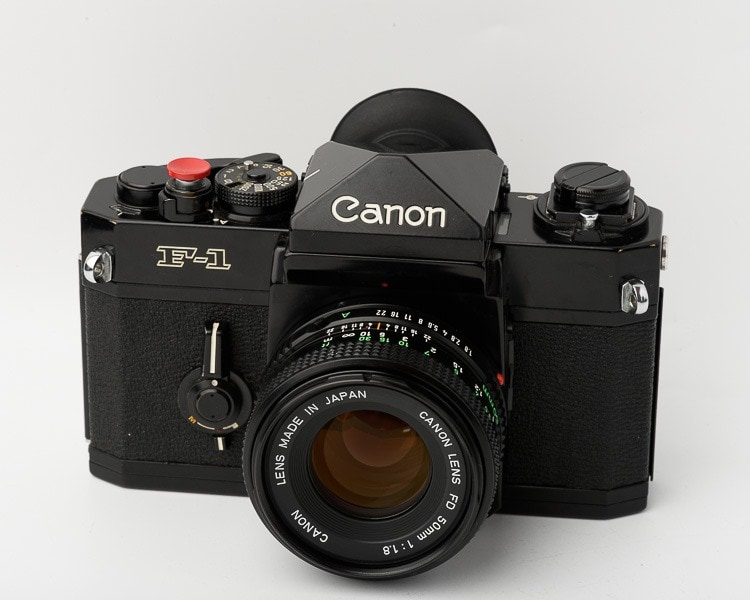 Canon f1n