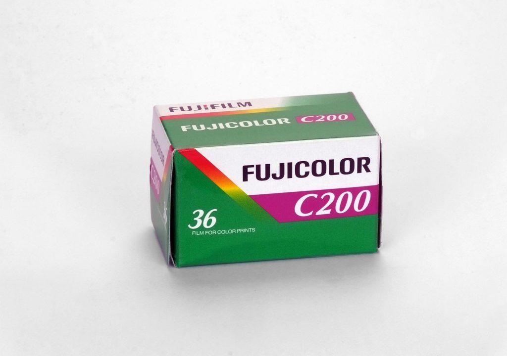 Fujifilm Fujicolour C200