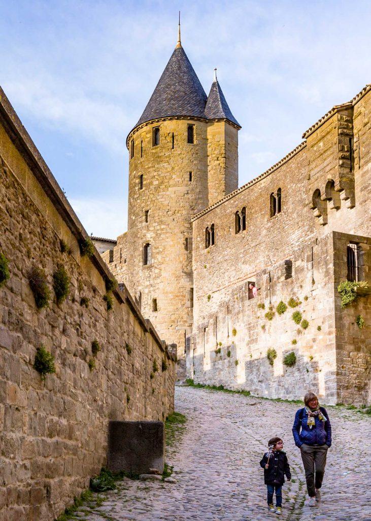 Carcassonne entrance