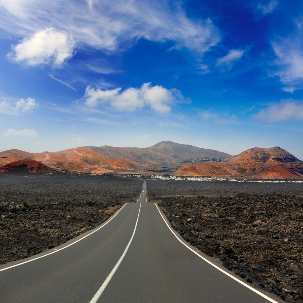 driving in lanzarote